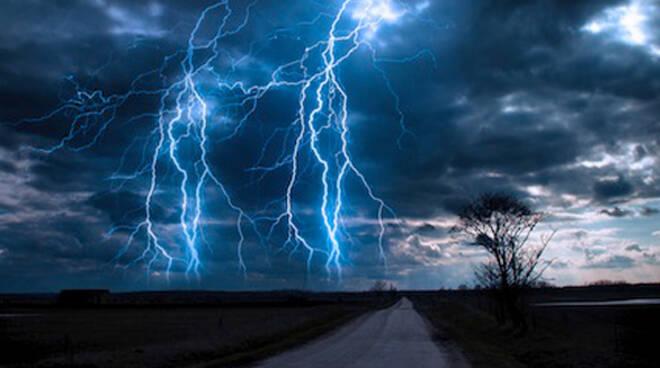 L'allerta temporali è valida dalle 18 di domenica 31 luglio per tutta la giornata di lunedì 1 agosto