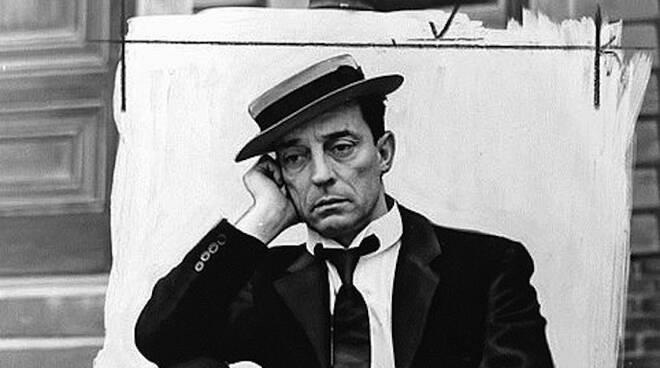 Un'immagine di Buster Keaton