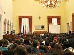 una sessione del consiglio comunale di Faenza - foto di repertorio