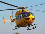 L'elisoccorso del 118 ha trasportato la più grave delle bimbe ferite all'ospedale Bufalini di Cesena