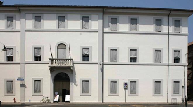 La biblioteca Trisi di Lugo