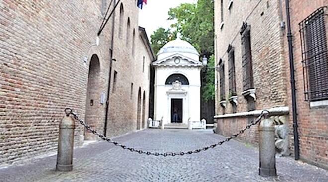 La Tomba di Dante: Fusconi ne fu custode per 46 anni