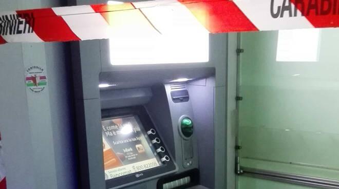 Un bancomat (foto d'archivio)