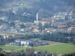 Una veduta panoramica di Predappio (foto Blaco)