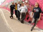 Gli Skiantos (foto tratta dal sito ufficiale della band)