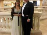 Il soprano Monica De Rosa McKay e il tenore Gian Luca Pasolini