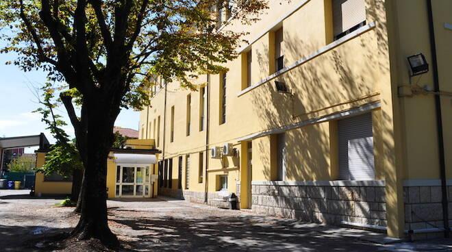L'ospedale di Cervia