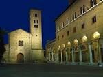 La chiesa di San Francesco, dove il 14 settembre 1321 è stato celebrato il funerale di Dante