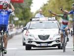 La vittoria di Diego Ulissi nell'edizione 2015 del Memorial Marco Pantani