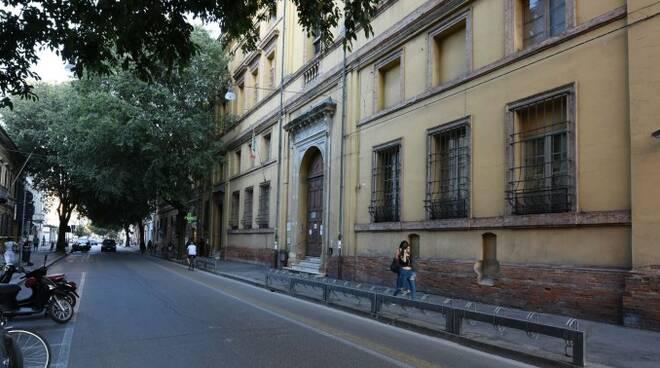 Palazzo del Merenda, in corso della Repubblica a Forlì, costruito nel 1722