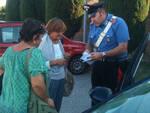 I carabinieri forniscono informazioni