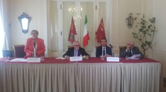 La presentazione dell'assemblea nazionale Ancescao, che si terrà a San Marino dal 26 al 28 ottobre