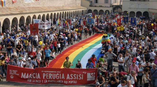 Marcia della Pace (immagine di repertorio)