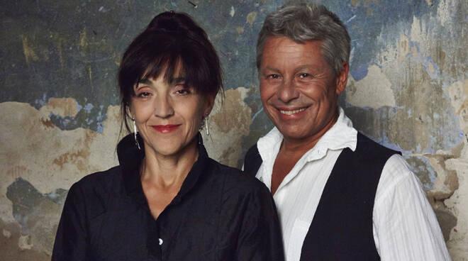 Elena Bucci e Marco Sgrosso. Foto Aleksandra Pawloff