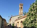 Il centro storico di Santarcangelo, che ospita dall'11 al 13 novembre la tradizionale Fiera di San Martino