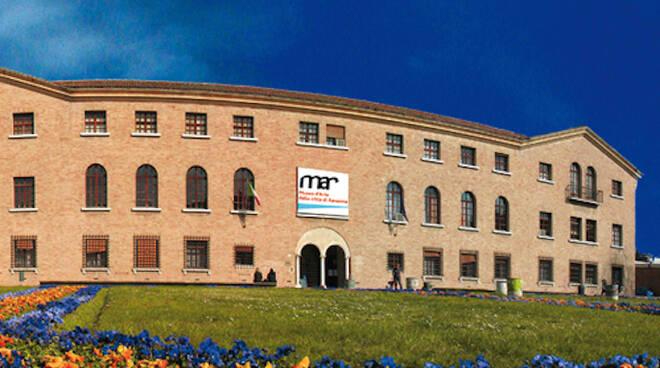 Il Mar di Ravenna (immagine tratta dal sito ufficiale www.mar.ra.it)