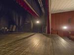 il palco del teatro Astra di Bellaria