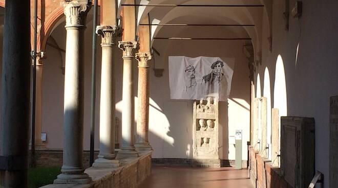 """La mostra """"Lacrime"""" al Museo Nazionale di Ravenna"""