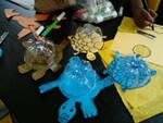 Laboratori creativi sul riciclo