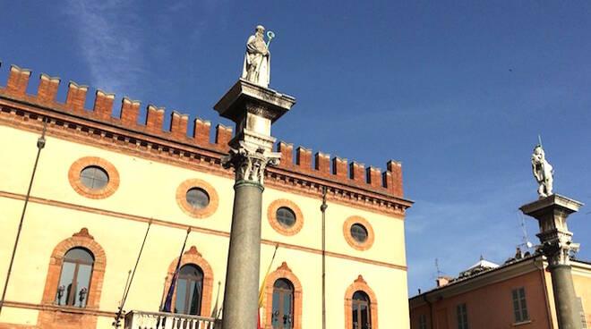Municipio di Ravenna - foto di repertorio