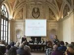 Un momento della presentazione a Roma