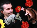 """Andrea Luglio è il topino Nico in """"Nico cerca un amico"""""""