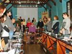 I consiglieri comunali di Lugo in piedi per il minuto di silenzio