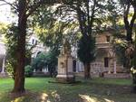 Il chiostro del Museo Statale di Ravenna