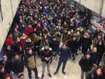 Studenti dell'Itis nei corridoi a causa del gelo