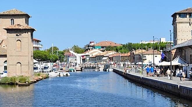 Il porto canale di Cervia