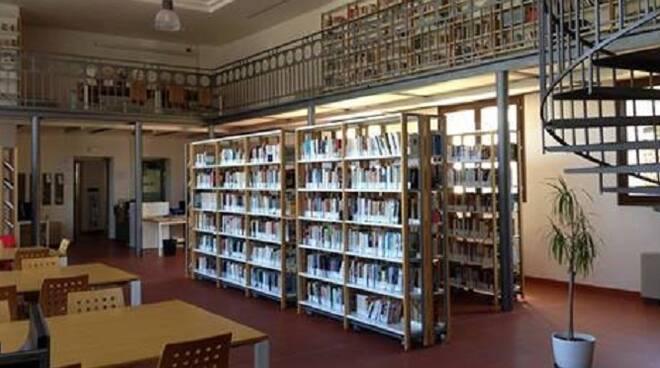 La biblioteca Ceccarelli di Gatteo