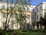 La sede dell'Istituto Italiano di Cultura