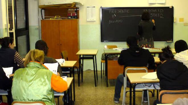 Le lezioni di italiano per stranieri di Bagnacavallo