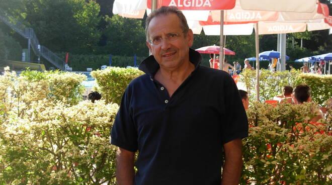 Antonio Marcelli presidente del Centro Sub Nuoto Club 2000 Faenza