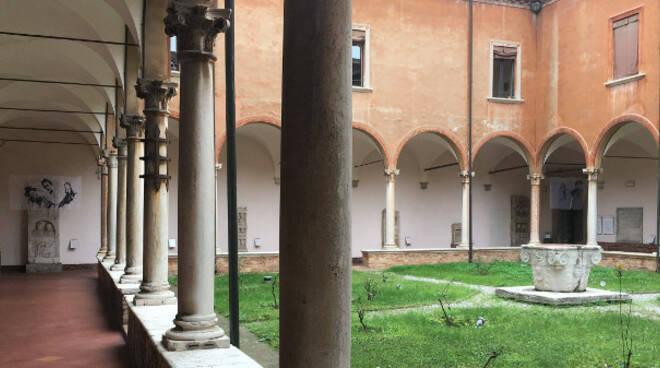 I chiostri del Museo Nazionale di Ravenna
