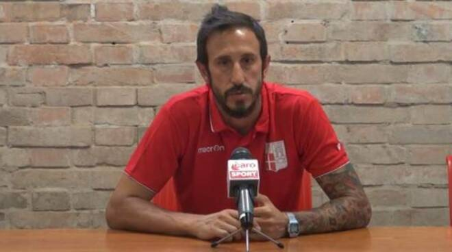 Il tecnico del Rimini Alessandro Mastronicola
