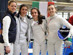 La squadra femminile