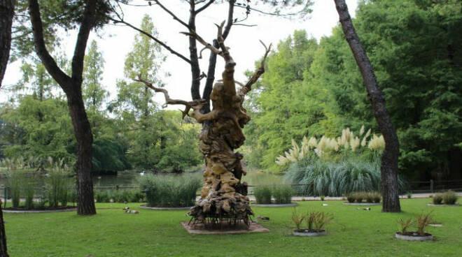Il Parco Bucci di Faenza