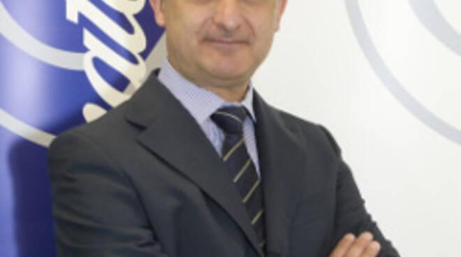 Il segretario Tiziano Samorè