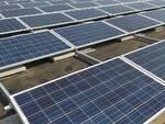 Impianto fotovoltaico alla scuola materna 'La Gabbianella'