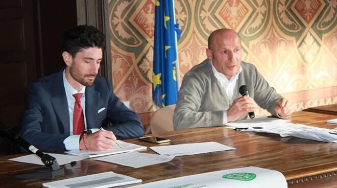 Marco Baccini e Pasquale Ambrogetti