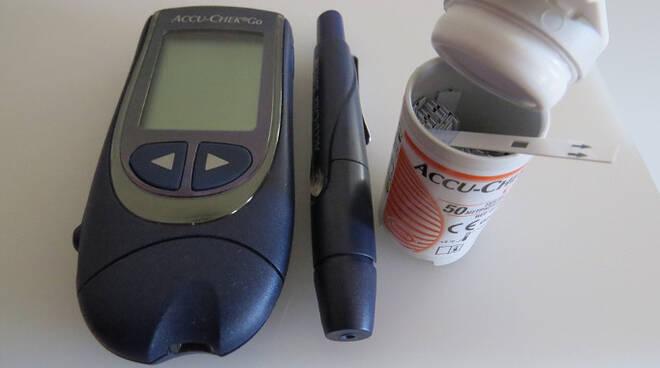 Strumenti sanitari e diabete: immagine di repertorio