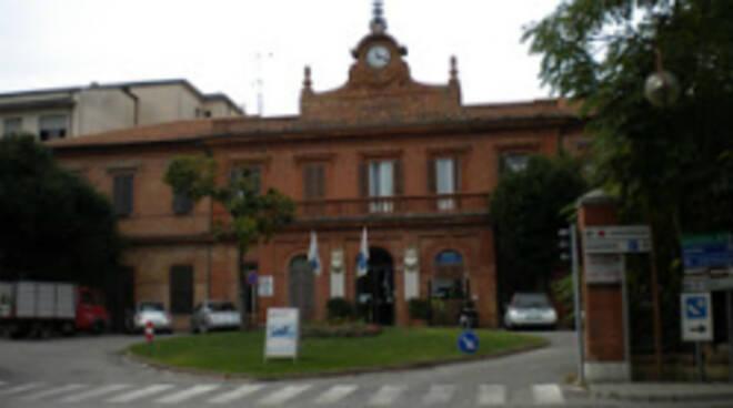 L'ospedale Ceccarini di Riccione