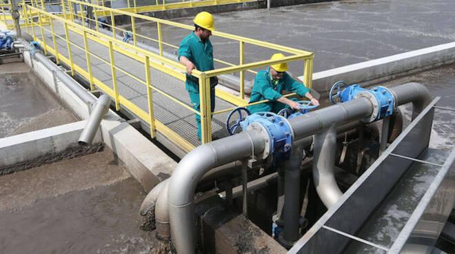 Un depuratore idrico