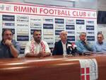 La conferenza stampa di presentazione di Simone Muccioli