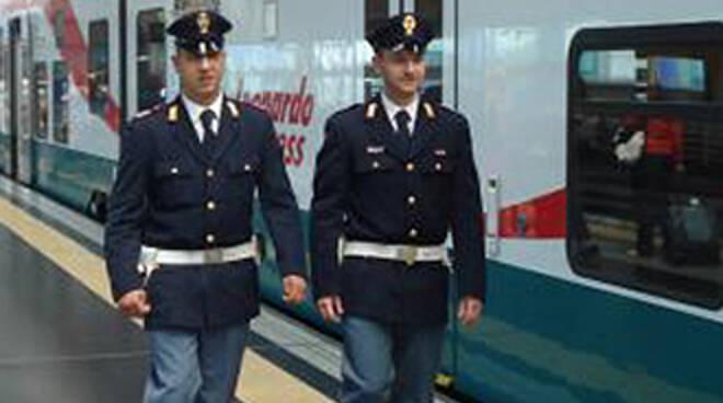 La Polfer in stazione a Faenza