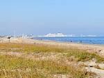 Le dune in località Marina di Ravenna