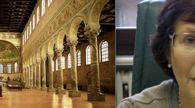 La Basilica di Classe ed Elsa Signorino