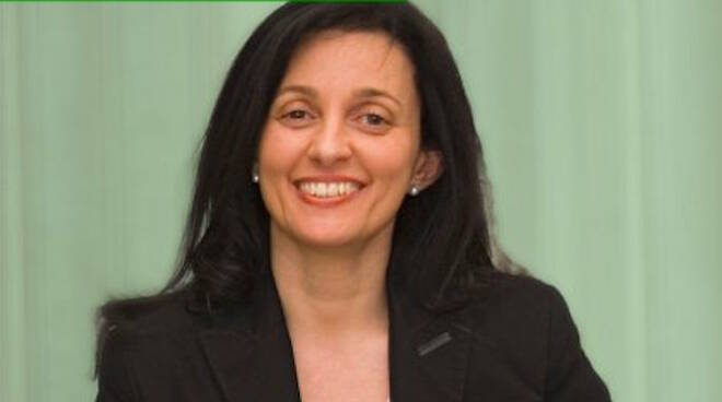 Renata Tosi (immagine tratta dal suo profilo FB)