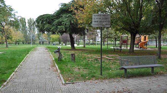 Il Parco di Conselice è uno dei tanti luoghi dove si snodano gli eventi estivi